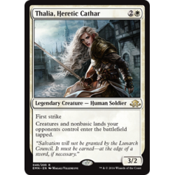 Thalia, Heretic Cathar