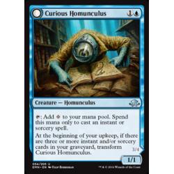 Curious Homunculus / Voracious Reader