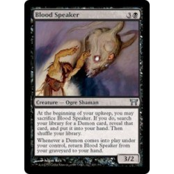 Blood Speaker