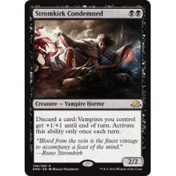 Stromkirk Condemned