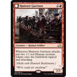 Hanweir Garrison / Hanweir, the Writhing Township