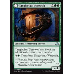 Tangleclaw Werewolf / Fibrous Entangler