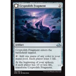 Kryptolithenfragment
