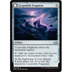 Cryptolith Fragment / Aurora of Emrakul