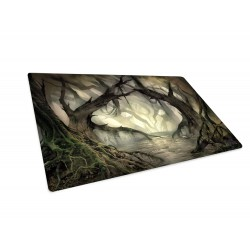 Ultimate Guard - Playmat Lands Edition - Swamp