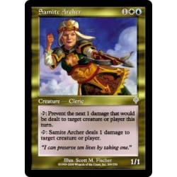 Archer sanctif