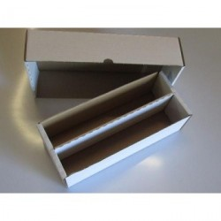Cardbox for Storage - 2000 Cards