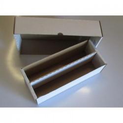 Cardbox for Storage - 2000 Cards