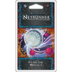 Android: Netrunner - Fear the Masses Data Pack