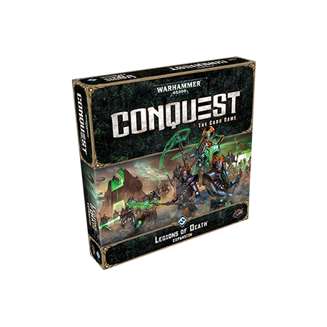 Warhammer 40,000: Conquest - Legions of Death Deluxe Expansion