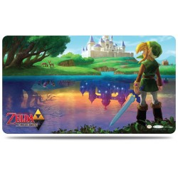 UP - The Legend of Zelda - A Link Between Worlds Play Mat with Play Mat Tube
