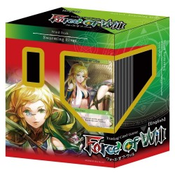 Force of Will - Lapis Cluster Starter Deck - Wind: Swarming Elves