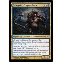 Grimgrin, Cadavere di Nascita