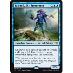 Talrand, Sky Summoner