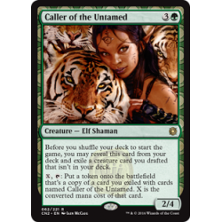 Caller of the Untamed