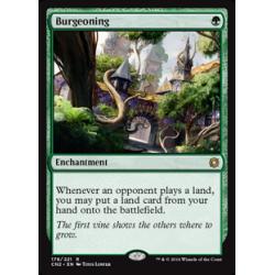 Burgeoning - Foil