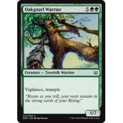 Oakgnarl Warrior