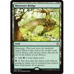 Mosswort Bridge