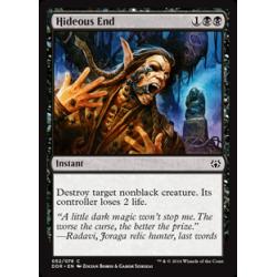 Hideous End