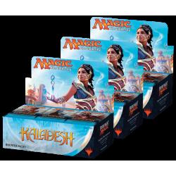Kaladesh Booster Display Lot (3x Booster Display )