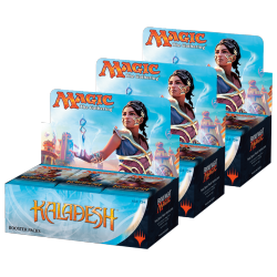 Kaladesh Booster Box Lot (3x Booster Box)