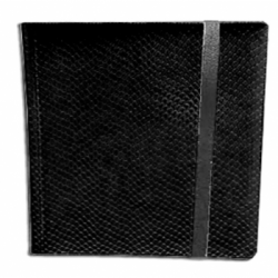Legion - 12 Pocket Dragonhide Binder - Black
