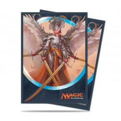 Ultra Pro - Kaladesh Standard Deck Protector 80ct Sleeves - Angel of Invention