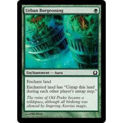 Urban Burgeoning