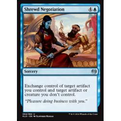 Shrewd Negotiation