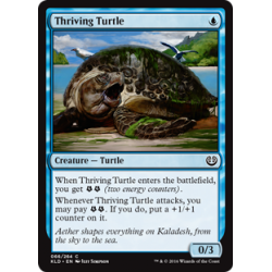 Thriving Turtle