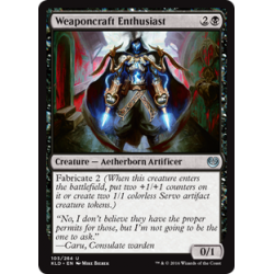 Weaponcraft Enthusiast