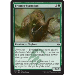 Mastodonte des frontières