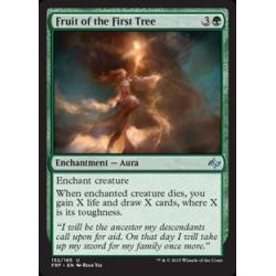 Fruit du Premier arbre