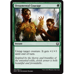 Ornamental Courage
