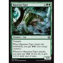 Tigre riverain