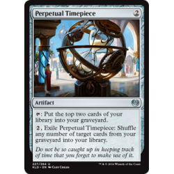 Perpetual Timepiece