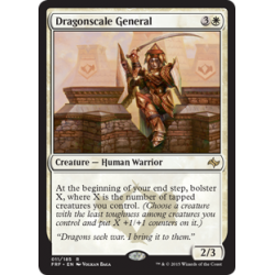 Drachenschuppen-Generalin