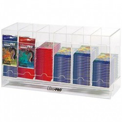 Acrylic Booster Pack Dispenser 6-Slot
