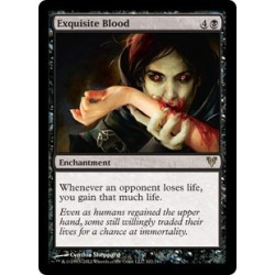 Exquisite Blood