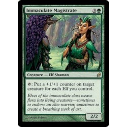 Immaculate Magistrate