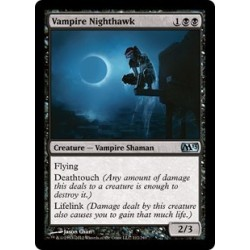 Faucon de nuit vampire