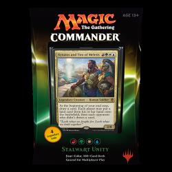 Commander 2016 - Stalwart Unity (RGWU)