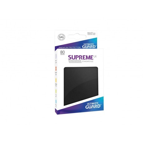 Ultimate Guard - 80 Supreme UX Sleeves Standard - Pick Color