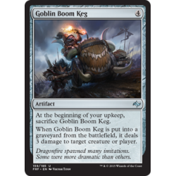 Goblin Boom Keg