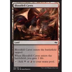 Caverne del Sangue Versato