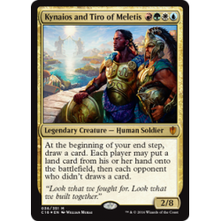 Kynaios et Tiro de Mélétis