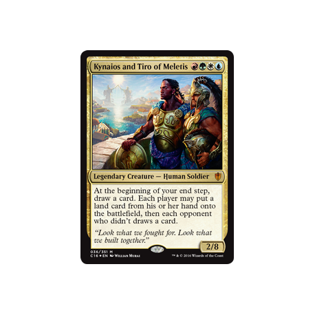 tiro personals Magic the gathering, magic cards, singles, decks, card lists, deck ideas, wizard of the coast, all of the cards you need at great prices are available at cardkingdom.