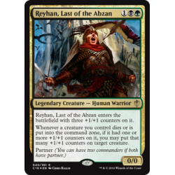 Reyhan, Last of the Abzan - Foil