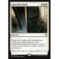 Open the Vaults