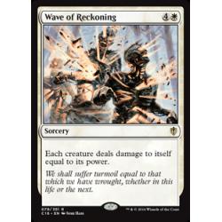 Wave of Reckoning